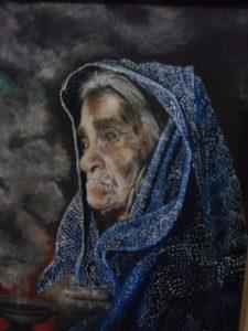Peinture de Sergio Nieto Fuentes